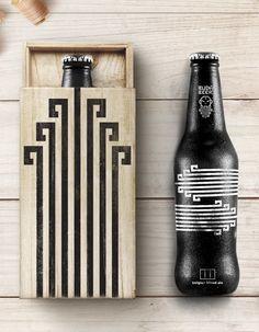 Buda Beer by Estúdio Zingoni
