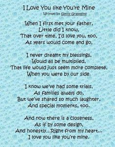 I Love My Step Kids Quotes step children quotes on