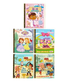 Look at this Disney Junior Boxed Hardcover Set on #zulily today!
