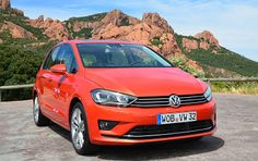 Allnew Volkswagen Golf Sportsvan. Tracktest: http://www.neuwagen.de/fahrberichte/3758-volkswagen-golf-sportsvan-das-mehr-an-golf.html