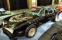 Pontiac Firebrid Trans Am 1977