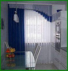 Сшить шторы на кухню своими руками