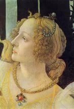 Sandro Botticelli - Renaissance - Allegory of Spring (detail) 1482 Giorgio Vasari, Sandro, Renaissance Paintings, Italian Renaissance Art, Italian Painters, Italian Art, Painting Edges, Art Plastique, Stretched Canvas Prints