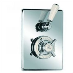 Lefroy Brooks - Concealed Godolphin Thermostatic Mixing Valve