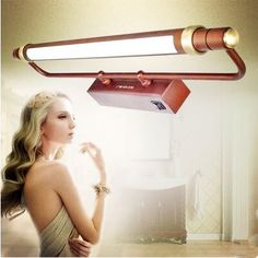 68.00$  Buy here - http://aliftd.worldwells.pw/go.php?t=32231489642 - Classic Bronze LED Bathroom Mirror Light Arandelas Vintage Wall Lamp Lights For Home Bathroom Wall Sconce Free Shipping 68.00$
