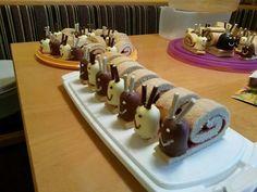 Kuchenschnecke Kindergeburtstag
