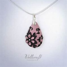 1000+ ideas about Polymer Clay Jewelry on Pinterest | Polymer Clay, Polymers and Polymer Clay ...