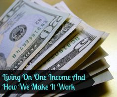 How can we live on one income? Check out this post and we will tell you how. Repin to reference back later!