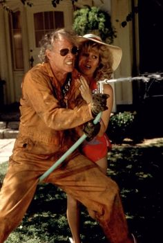 Mark & Bonnie Rumsfield (Bruce Dern & Wendy Schaal) in The 'Burbs The 'burbs, Movies Showing, Movie Tv, Nostalgia, Film, Horror, Movie Posters, 1980s, Characters