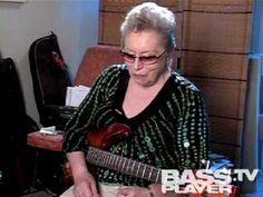 Bass tips from legendary bassist Carol Kaye. Guitar Logo, Guitar Tattoo, Music Guitar, Nancy Sinatra, Brian Wilson, Joe Cocker, Carol Kaye, Les Doors, Steve Stevens