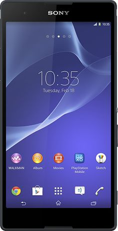 Popular on Best Buy : Sony - Xperia T2 Ultra 4G Cell Phone (Unlocked) - Black