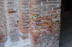 Lego Street Art - Dispatchers Worldwide