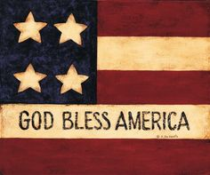 Patrick DeSantis God Bless America