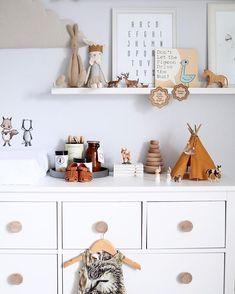Ideas for small nurseries.