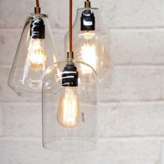 Beautiful glass ceiling lights http://www.graceandgloryhome.co.uk/products/indoor-lighting/glass-pendant-light-lantern.html