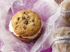Get Chocolate Chip Ice Cream Sandwich Recipe from Food Network