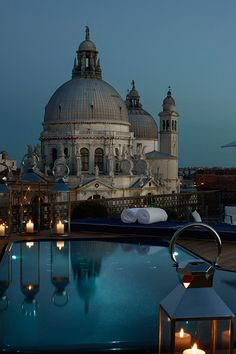 The Gritti Palace, Venice.