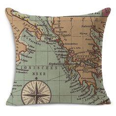 Vintage-Retro-Linen-Cotton-Cushion-Cover-Waist-Throw-Pillow-Case-Home-Sofa-Decor