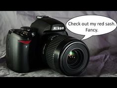Introduction to the Nikon D40, Video 10 of 12 (Setup Menu) - YouTube