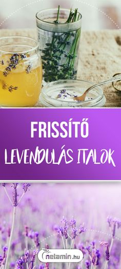 Lavander, Alcoholic Drinks, Food And Drink, Tasty, Wine, Recipes, Rezepte, Food Recipes, Alcoholic Beverages