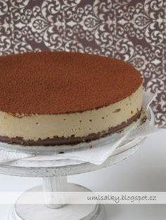 U mlsalky: Tiramisu cheesecake
