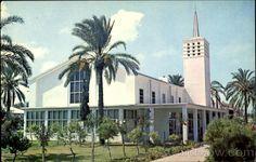 Church at Wheelus AB, Tripoli Libya