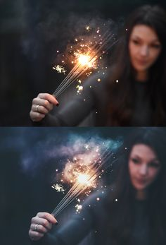 Before & Afters — Brandon Woelfel Popular Photography, Light Photography, Creative Photography, Amazing Photography, Photography Tips, Sparkler Photography, Portrait Photography, Photoshop For Photographers, Photoshop Tips