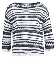 mint&berry Strickpullover - navy blazer für 34,95 € (12.03.17) versandkostenfrei bei Zalando bestellen.