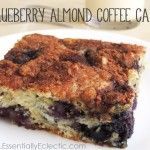 Kizmos Kitchen Prize Pack Giveaway & Blueberry Almond Coffee Cake
