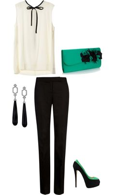 """another office outfit!"" by natgonzalezc on Polyvore"
