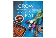 A great book for creating your own picnics from scratch- from how to grow your own salad components to herbs for spicing up any meal. (My Summer Style | One Kings Lane) #books #gardening #food