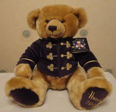 Harrods Christmas Bear 2000