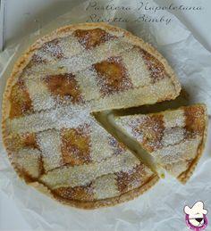 "Ricetta Bimby ""PASTIERA NAPOLETANA"" http://blog.giallozafferano.it/sognandoincucina/pastiera-napoletana-ricetta-bimby/"