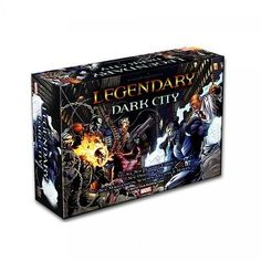 Marvel #legendary deck #building dark city #expansion brand new,  View more on the LINK: 	http://www.zeppy.io/product/gb/2/291898611217/