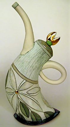 Hennie Meyer Teapot