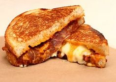 The BEST grilled cheese sandwiches: Not vegan-friendly... and at times, not even vegetarian-friendly. But this is an AWESOME list!