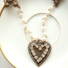 Secret Tale Necklace Project by Kristen Robinson