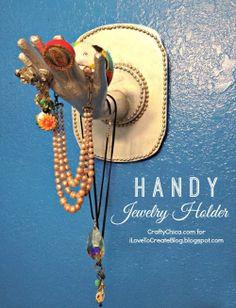 Handy Jewelry Holder