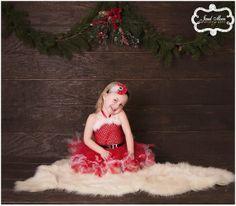 Santas Little Helper Dress by TutuCuteNSweet on Etsy, $40.00