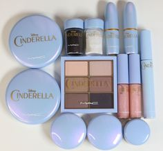 MAC Cinderella Collection HAUL | Dulce Candy