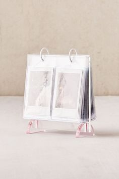 Slide View: 3: Mini Instax Acrylic Album Photo Frame