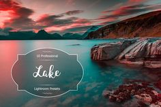 Lake Lr Presets by FaeryDesign on Business Brochure, Business Card Logo, Professional Lightroom Presets, Creative Sketches, Paint Markers, Pencil Illustration, Watercolor And Ink, Your Image, Photoshop