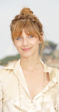 Melanie Laurent French Actress, French Girls, Hollywood Actresses, Redheads, Crushes, Cinema, Beautiful Women, Sexy, Eyes