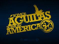 ¡Somos Águilas, Somos América! • #AMERICAnografico