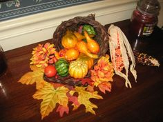 DOLLAR TREE HOME DECOR IDEAS | Fall Decorations - Thanksgiving Decorating Ideas
