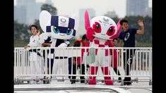 «Βαφτίστηκαν» οι μασκότ των Ολυμπιακών και Παραολυμπιακών του Τόκιο - CNN.gr