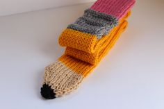 Pencil Scarf Teacher Appreciation Week Ready to Ship Gifts
