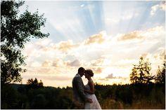 Organic Old Chaser Farm Wedding on Vashon Island by Sarah Bradshaw Photography