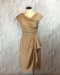 Hey, I found this really awesome Etsy listing at https://www.etsy.com/listing/263309053/oscar-de-la-renta-vintage-1970s-silk