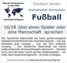 31 best DaF Wortschatz Fortgeschrittene images on Pinterest | German ...